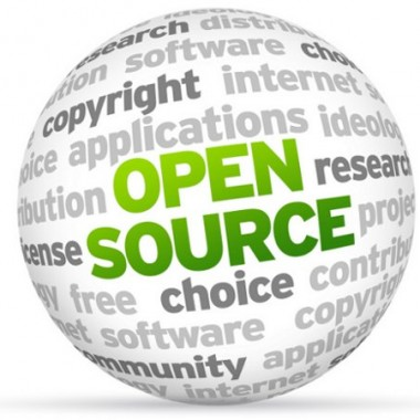 Picture saying Open Source