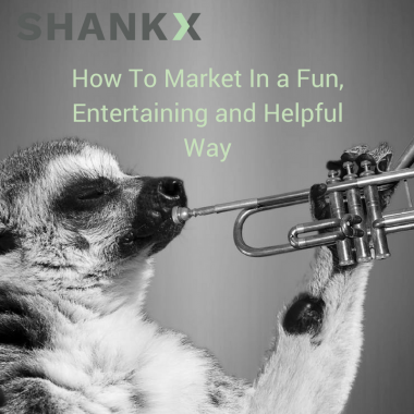 Picture showing funny dog with trumpet